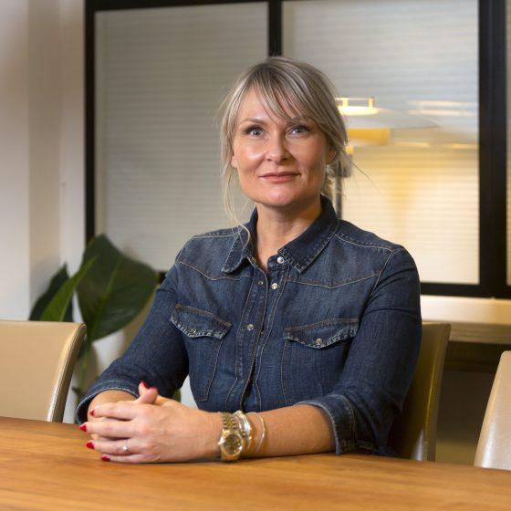 Privatpraktiserende stress- og psykoterapeut Pernille Berg